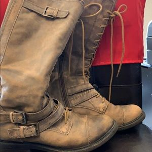 Lucky Brand boots size 8 great shape